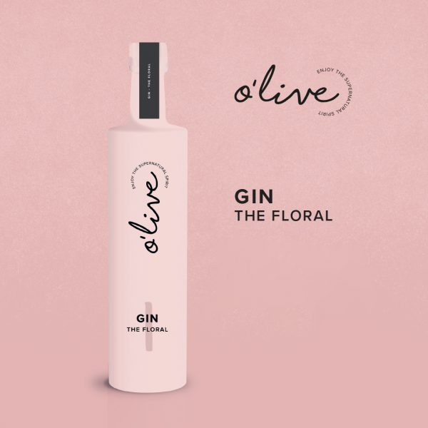 O'live Gin The Floral