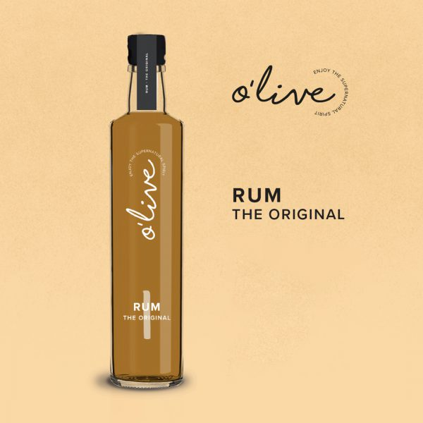 O'live Rum The Original 50 Cl